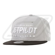 Casquette Jetpilot Full Crank New Era Grey