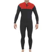 Combinaison JetPilot Venture John and Jacket 2/2mm Black / Red