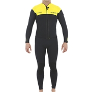 Combinaison JetPilot Venture John and Jacket 2/2mm Black / Yellow