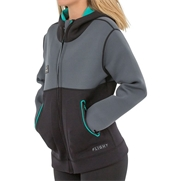 Veste Tour Coat JetPilot Flight Women 2mm Teal