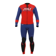 Combinaison JetPilot Matrix Race John and Jacket Youth Navy/Red
