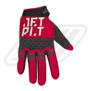 Gants JetPilot Matrix Race Rouge
