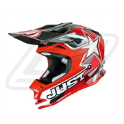 Casque de Jet-Ski Just1 J32 Motostar Red