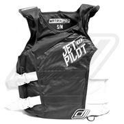 Gilet Jetpilot Matrix Pro Nylon Black/White