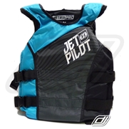 Gilet Jetpilot Matrix Pro Nylon Black/Blue