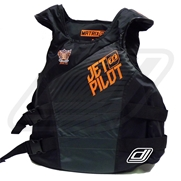 Gilet Jetpilot Matrix Pro Nylon Black/Orange