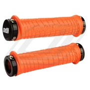 Kit poignées ODI Troy Lee Designs 130 mm Orange/Noir