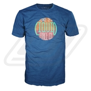 T-Shirt Liquid Force Collins Blue