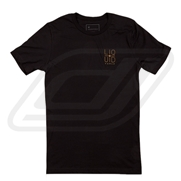 T-shirt Liquid Force Crosshair Black