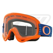 Lunettes Oakley O-Frame MX-Shockwave Orange/Bleu