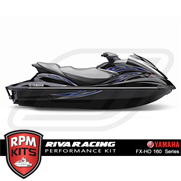 Kit performance Riva Racing RPM KITS pour Yamaha FX-HO 160 (04-07)