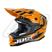 Casque de Jet-Ski Just1 J32 Raptor Orange