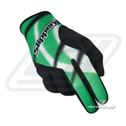 Gants Slippery Magneto Green