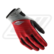 Gants Slippery Circuit Red/ Silver