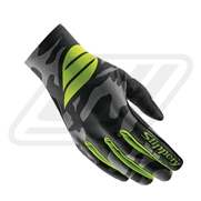 Gants Slippery Flex Black/ Lime