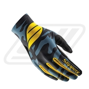 Gants Slippery Flex Black/Steel