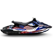 Kit déco complet Seadoo Spark USA White
