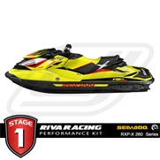 Kit performance Riva Racing Stage 1 pour Seadoo RXP-X 260 (12-15)