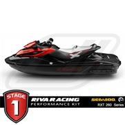 Kit performance Riva Racing Stage 1 pour Seadoo RXT-X / RXT 260 (11-14)