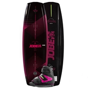 Pack Wakeboard Jobe Vanity + Chausses Host
