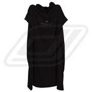 Poncho Liquid Force Icon Elijo Black