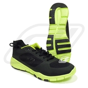 Chaussures Jetpilot X1 Jet-lite Cross Trainer Black / Lime green
